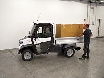 electric pickup alke atx320e Industrial Electric Vehicles & Accessories