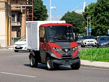 electric vehicle city applications Industrial Electric Vehicles & Accessories