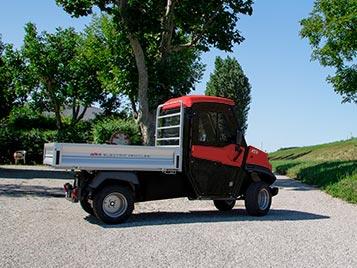 zero emission vehicle atx320e Industrial Electric Vehicles & Accessories