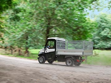 electric off road vehicle loading bed atx330e Industrial Electric Vehicles & Accessories