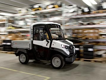 electric transporter cargo area alke Industrial Electric Vehicles & Accessories