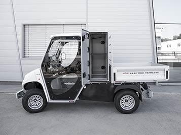 ATXN1210E - Cargo Bed with Storage Box