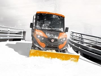 electric vehicles snow blade Industrial Electric Vehicles & Accessories