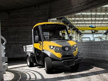 Electric Utility Vehicles ATX340E - Utility Vehicles