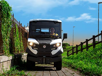 mini electric truck restricted spaces Industrial Electric Vehicles & Accessories