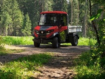 off road utility vehicle alke atx330e e1584460845150