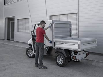 ATXN1210E - Vehicles with Dropside Body and Storage Box