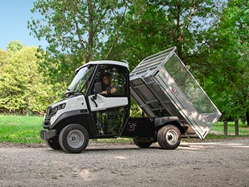 small electric utility vehicles tipper Industrial Electric Vehicles & Accessories