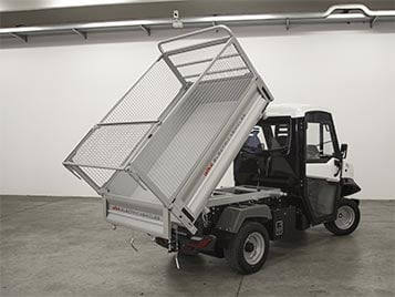 Cargo Bed With 3 Way Tipper Industrial Electric Vehicles & Accessories
