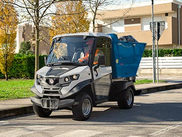 waste collection electric vehicles msw Industrial Electric Vehicles & Accessories