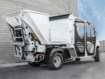 waste collection vehicle alke Industrial Electric Vehicles & Accessories