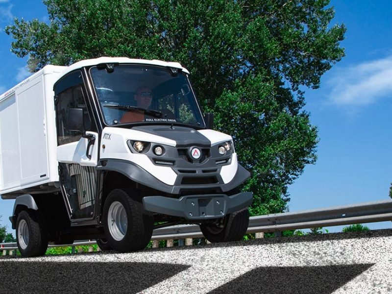 Electric Vehicles ATX320E - Industrial Electric Vehicles