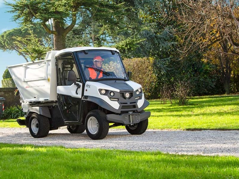 Waste collection electric vehicles Alke'